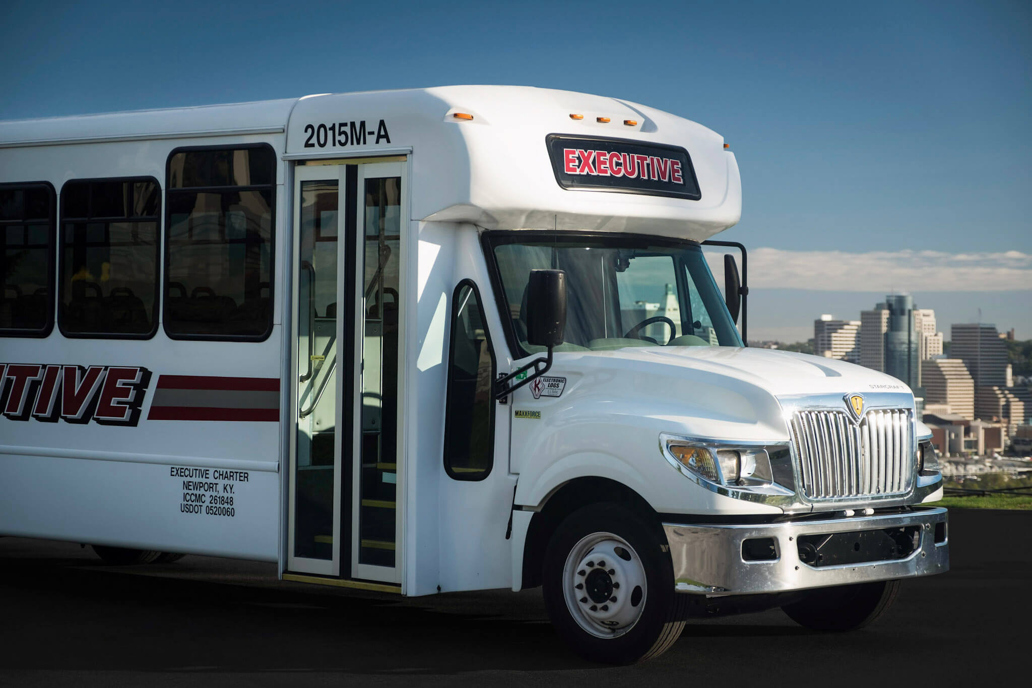 Motor Coaches - Executive Transportation